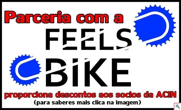 parceria acin feelsbike