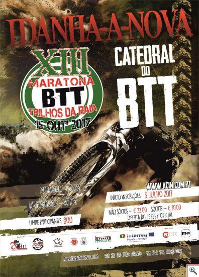 xiii_maratona_btt_2017_cartaz